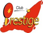 Logo du club de tennis de table Prestige