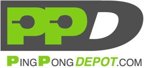 Ping Pong Depot Logo available to download in png format