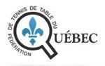 Logo de la Fédération de tennis de table du Québec