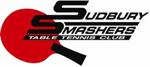 Sudbury Smashers Table Tennis Club logo